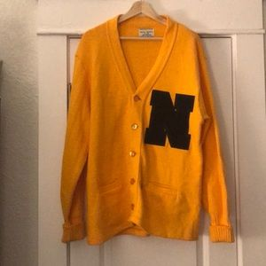 Other - Bristol Products Special Award Sweater Letter N